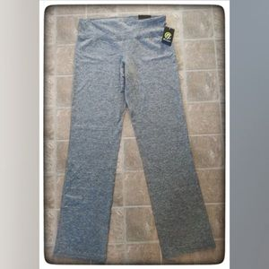 C9 Heather gray yoga pants, sz: XL TALL & NWT